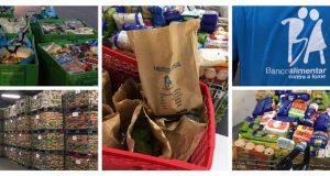 Bancos Alimentares apelam à solidariedade dos portugueses em nova campanha de recolha de alimentos – de 27 de maio a 6 de junho