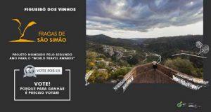 """Figueiró dos Vinhos: World Travel Awards – """"Fragas de São Simão"""" nomeada pela segunda vez"""